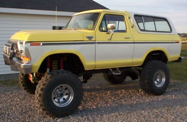 Is It So Wrong Ford Bronco Forum