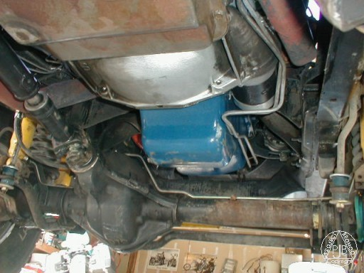 1994 f 150 5 0 oil pan gasket replacement