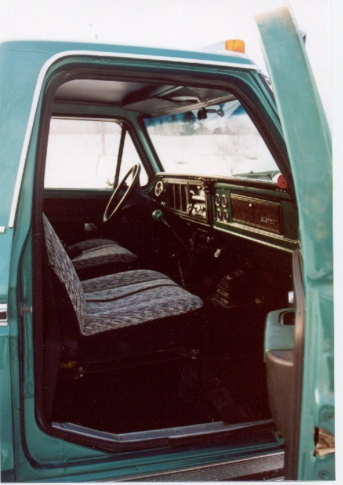 73 79 Ford F Series Truck Showroom 1