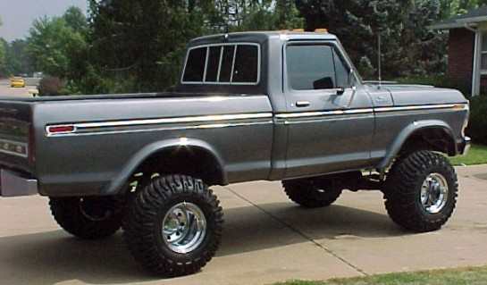 73 79 Ford F Series Truck Showroom 1